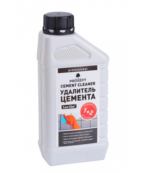 PROSEPT CEMENT CLEANER. Удалитель цемента 1:2, 1л